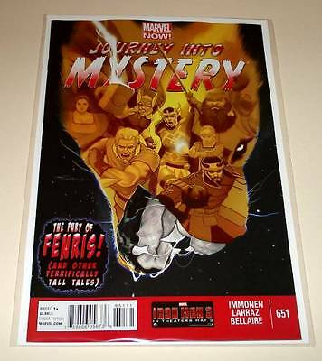 JOURNEY INTO MYSTERY # 651  Marvel Comic  June 2013  NM