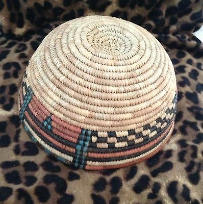 Antique Primitive Native Basket