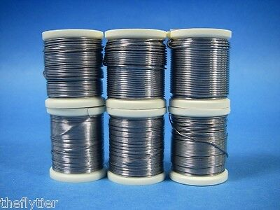 LEAD or LEAD FREE WIRE WEIGHT -- Fly Tying .015 .020 .025 .030 .035