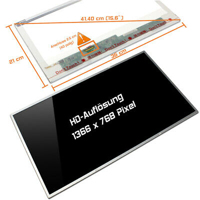 "Acer Aspire 5750 5750G 5755 5755G 5250 5250G  LED Display 15,6"" glossy"