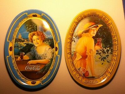 COCA-COLA TIP TRAY, Special issue 1973, not a reproduction, mint never used.