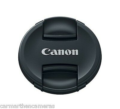 Canon E-77II 77mm Lens Cap Fits all lenses with 77mm Objective Glass.