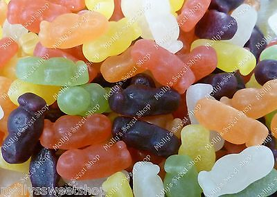 Haribo Mini Jelly Babies - Retro Pick 'n' Mix Jelly Sweets - 500g, 1kg or 3kg