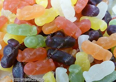 Haribo Jelly Babies - Retro Pick 'n' Mix Sweets - Select Weight 500g, 1kg or 3kg