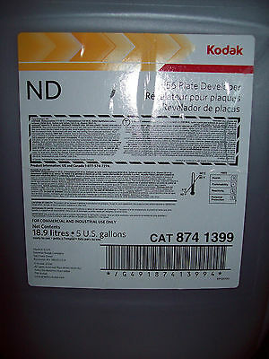 #8741399 Kodak 956 PLATE Developer