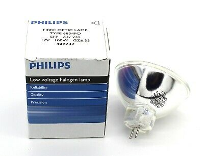 Philips Type 6834Fo Efp 12V100W Gz6.35 409737