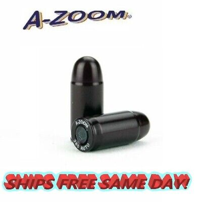 A-Zoom Precision Metal Snap Caps 380 Auto #15113  5 per Package NEW!