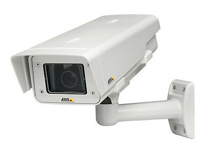 New Axis P1354-E Network Security Camera 0528-001 with Full Warranty