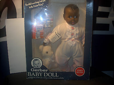 Gerber Baby Doll New in Box Cries Ma-Ma