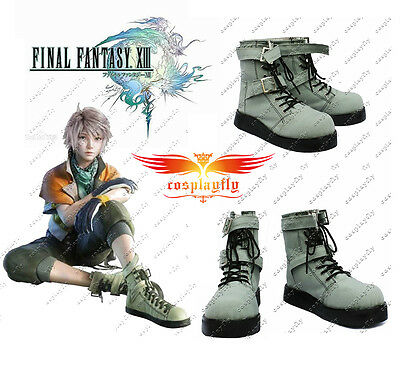 Final Fantasy XIII FF Hope Estheim Cosplay Boots Shoes