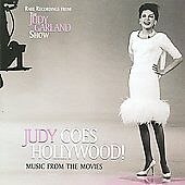 Judy Goes Hollywood! Music from the Movies by Judy Garland (CD) FACTORY SEALED