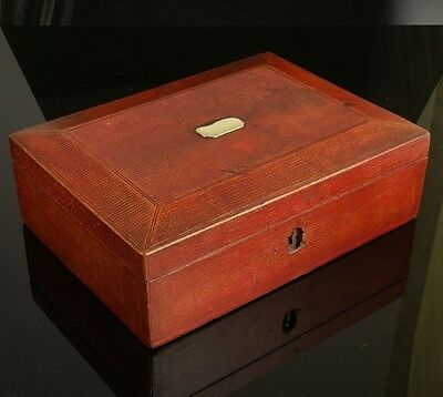 Early 19th Century Sewing Case