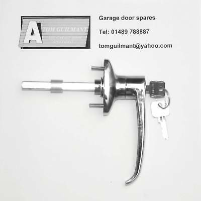 Carboot handle lock assembly for early Garador & Westland Garage doors