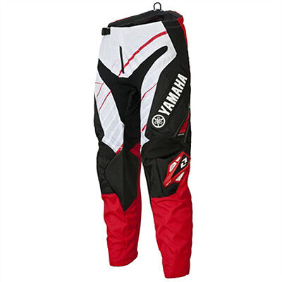 Yamaha Racing One Industries Carbon Pant Red White Black 28 30 32 34 36 38 Sale!