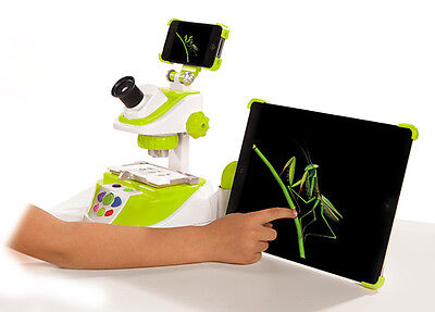 Itikes Microscope(real working) Discover /Learn with/without apple device