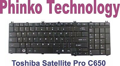 NEW Keyboard for Toshiba Satellite +Pro C650 D C660 D C665 L650 D L670 D L750