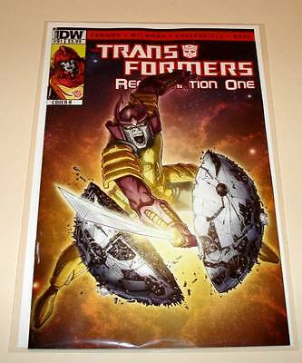 The TRANSFORMERS : REGENERATION ONE # 91 Cover A  IDW Comic May 2013  NM