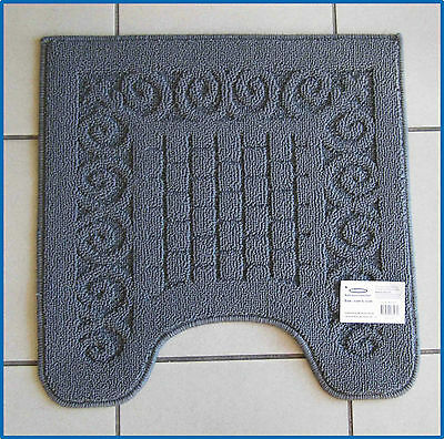 Anti Slip Bath Toilet Mat, Bathroom Rug (Brand New) Rubber Latex Backing
