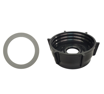 Home Appliances Bottom Jar Base With Cap Gasket Seal Ring Replacement Part Juicer Spare Assembly