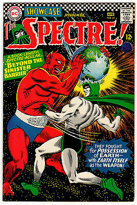 Showcase #61 6.0 Off-White To White Pages Silver Age Spectre B