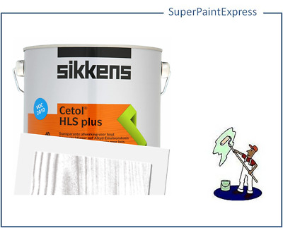 sikkens cetol hls plus paints 1l 2 5l and 5l all colours stocked fast postage. Black Bedroom Furniture Sets. Home Design Ideas