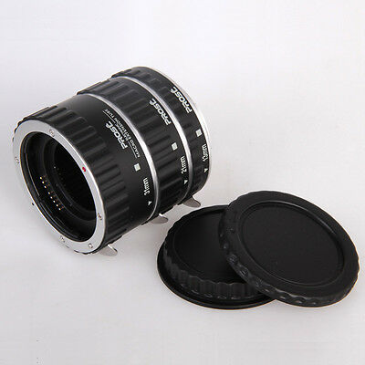 Auto Focus Macro Extension Tube for CANON EOS EF EF-S 1D X 60D 7D 6D 5D Mark III