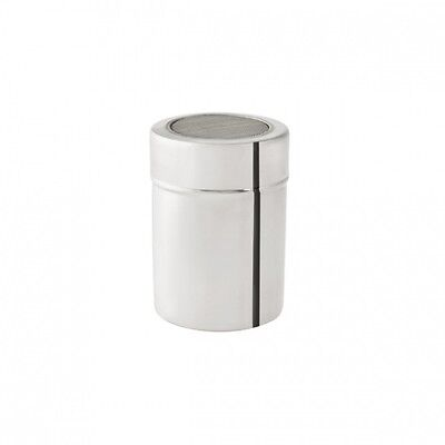 Cocoa & Chocolate Shaker Dredge Coffee Stencil Stainless Steel