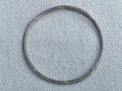"""Kanthal A-1 resistance heating wire 1.20mm / 0.047"""" / AWG 17 / highest quality"""