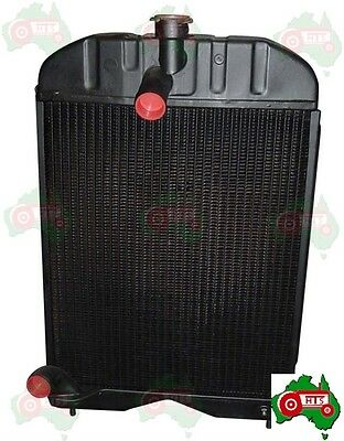 Radiator Massey Ferguson 133 MF135 135 MF148 148  40 with 3-Cyl Perkins Diesel