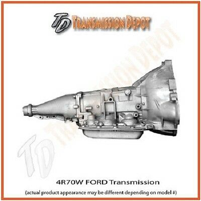 4R70W Ford Stock 4x4 Remanufactured Transmission Fits Ford Trucks & Vans