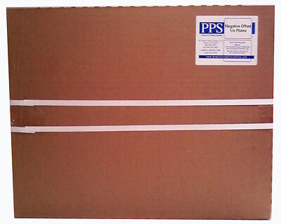 """Negative Offset Metal Plates 11""""(279mm) x 18 1/16""""(459mm) .0055 1-Sided"""