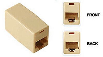 RJ45 Coupler Female to Female Ethernet F-F Converter by BattleBorn Cable - NEW