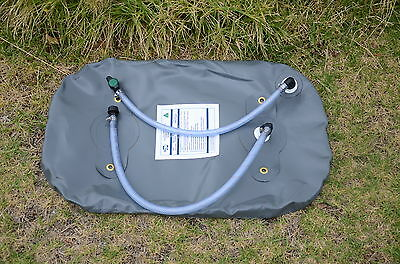 40L Water bladder Tank (40 Ltrs) for 4x4, Camping, Fishing and Boating - DW40BL