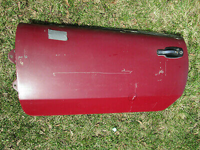TRIUMPH SPITFIRE DRIVER SIDE Complete DOOR Real Nice