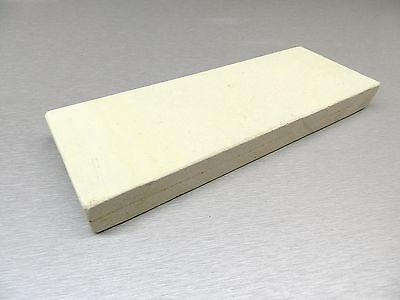 "CERAMIC HEAT PLATE SOLDERING BOARD -MELTING 3-1/2""x10""x1"" THICK HIGH TEMPERATURE"
