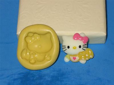 Betty Boop Dancer Push Mold Food Safe Silicone #866 Cake Chocolate Resin Clay