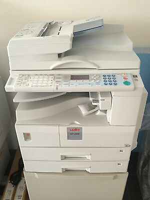 Ricoh MP 2000 L Multifunction Mono Multifunction with Copy Scan Fax and Print