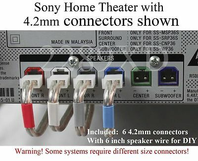 Sony  SEN301 System Control 1 Cable  2ft  TA-AX301