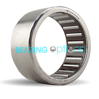 Bearing Options HF Needle Roller Bearings One Way Series HF0406 - HF3520