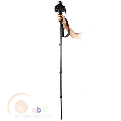 """New Ultra Lightweight 67"""" Camera Monopod 1003 with case 67 inch For Nikon EOS"""