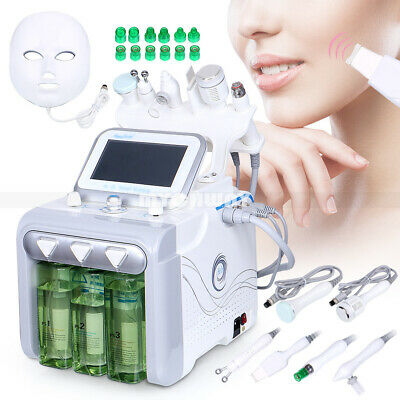 5in1 DIAMOND MICRODERMABRASION DERMABRASION PHOTON HOT/COLD HAMMER BEAUTYMACHINE