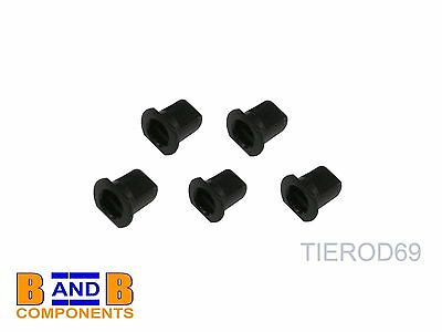 VW GOLF MK1 MK2 CORRADO SCIROCCO BADGE CLIPS x 5 191853615A C9