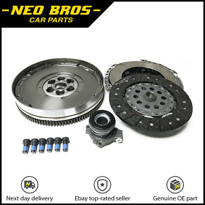 Genuine Saab 9-3 1.9 16V Z19DTH 150BHP Dual Mass Flywheel, Clutch Kit & Slave