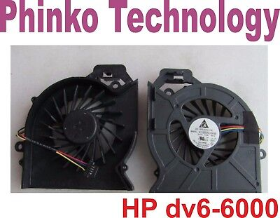 HP Pavilion DV6-6000 DV7-6000 series CPU Fan  ***Brand New***