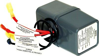 Viair 145 PSI Pressure Switch with Relay for Onboard Air Systems