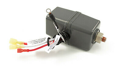 Viair 200 PSI Pressure Switch with Relay for Onboard Air Systems