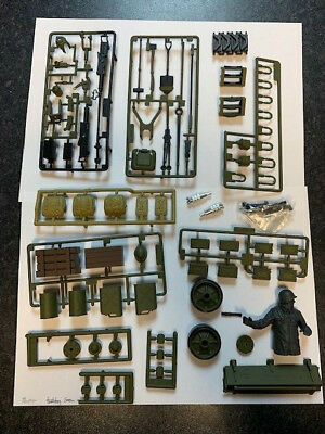 Heng Long Radio / Remote Control RC Tank Figure / Accessory pack!