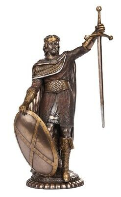 Scotland Legend Hero Mighty Warrior Sir William Wallace Figurine Statue Decor