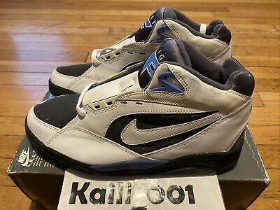 297c2abab966 NIKE AIR SONIC Flight Mid Size 11.5 OG Vintage Pippen basketball B ...