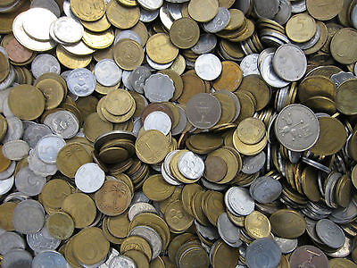 Lot Of 600!!! Mixed Old Israel Coins        Worldwide Free Shipping!!!